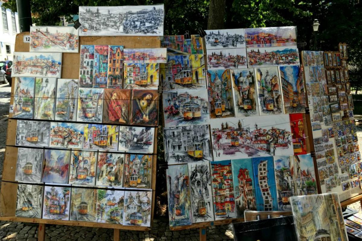 Slike na ulici
