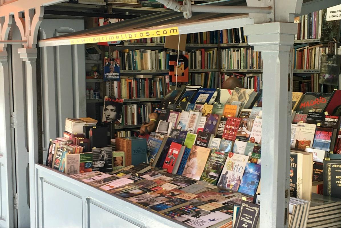 Prodavci knjiga