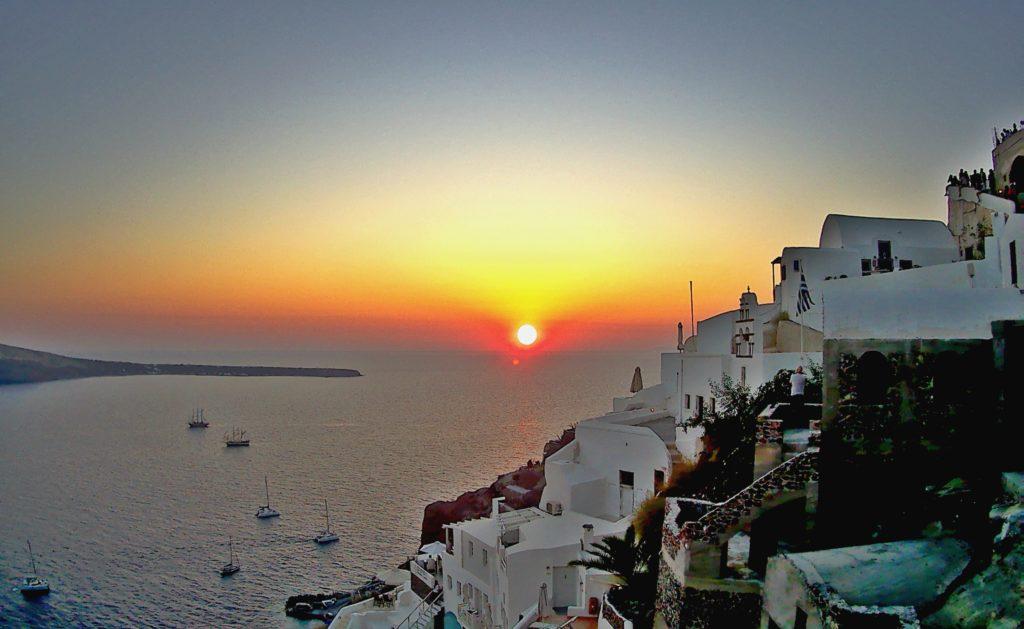 Oia-zalazak sunca