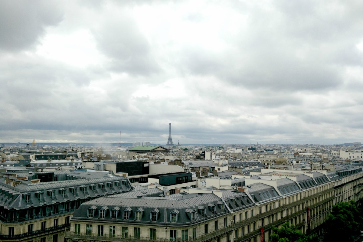 Polled na Pariz