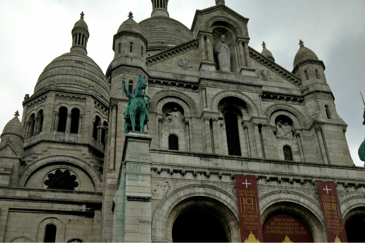 Crkva Sacre coeur