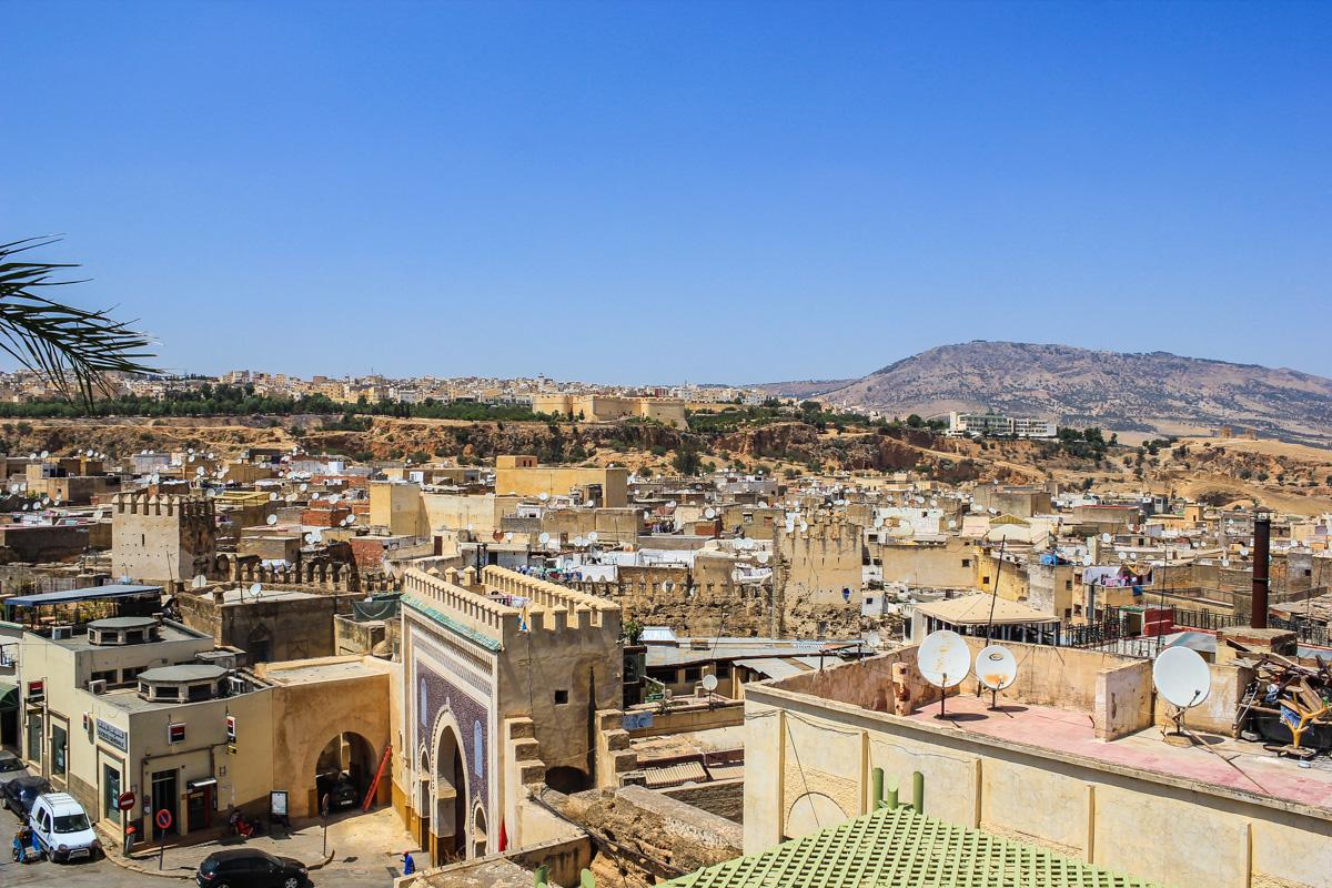 Avantura zvana Maroko, prvi deo