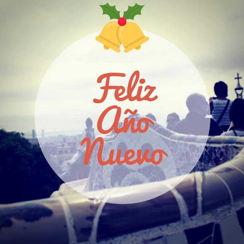 Los mejores deseos para el Año Nuevo desde Barcelona