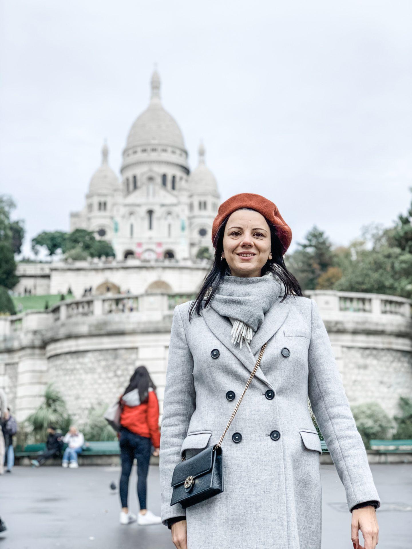 Montmartre and Sacré Coeur