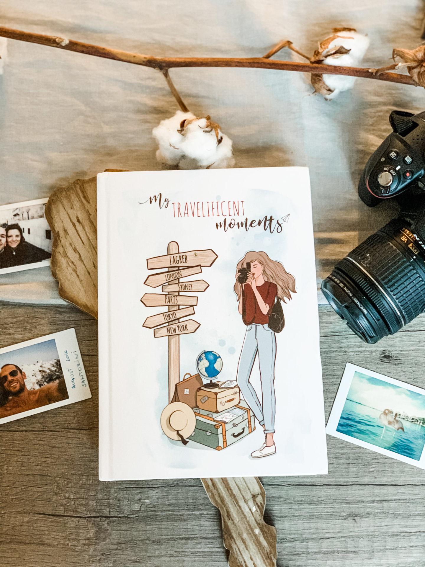 Planer za putovanja, savršen način da sačuvate svoje uspomene