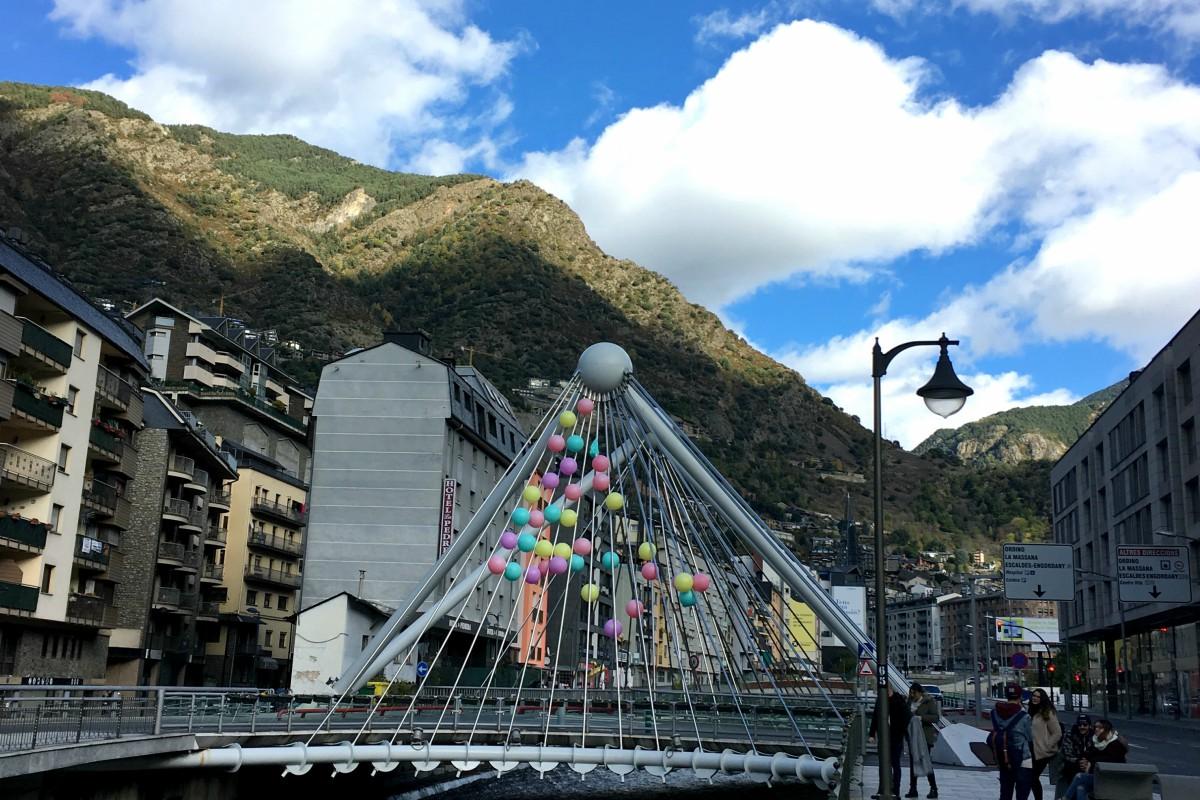 Andora, lepotica skrivena visoko u Pirinejima