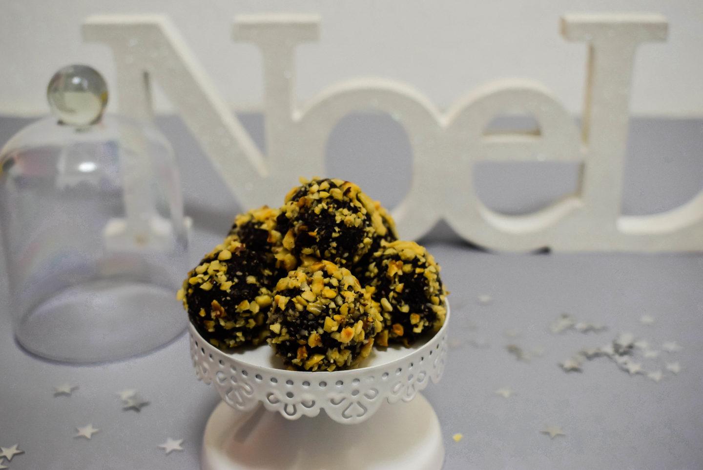 Homemade Ferrero Rocher inspired balls