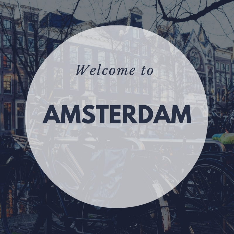 Amsterdam from my perspective