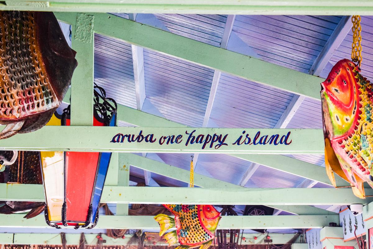 Aruba, jedno malo ali srećno ostrvo