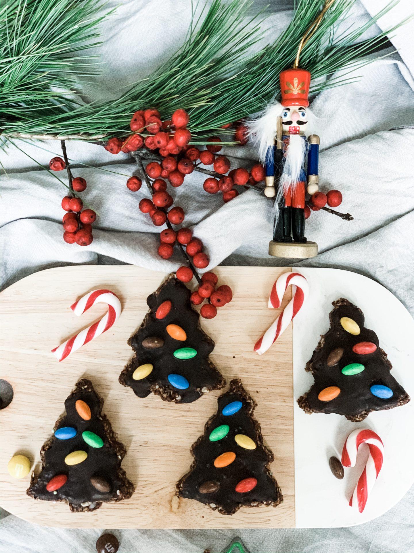 Savršeni Novogodišnji kolačići (bez pečenja)